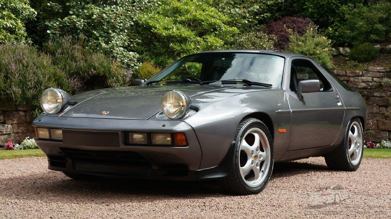 METEOR GREY 1986 Porsche 928 S2 / S2.5 109000miles SOLD (picture 2 of 6)