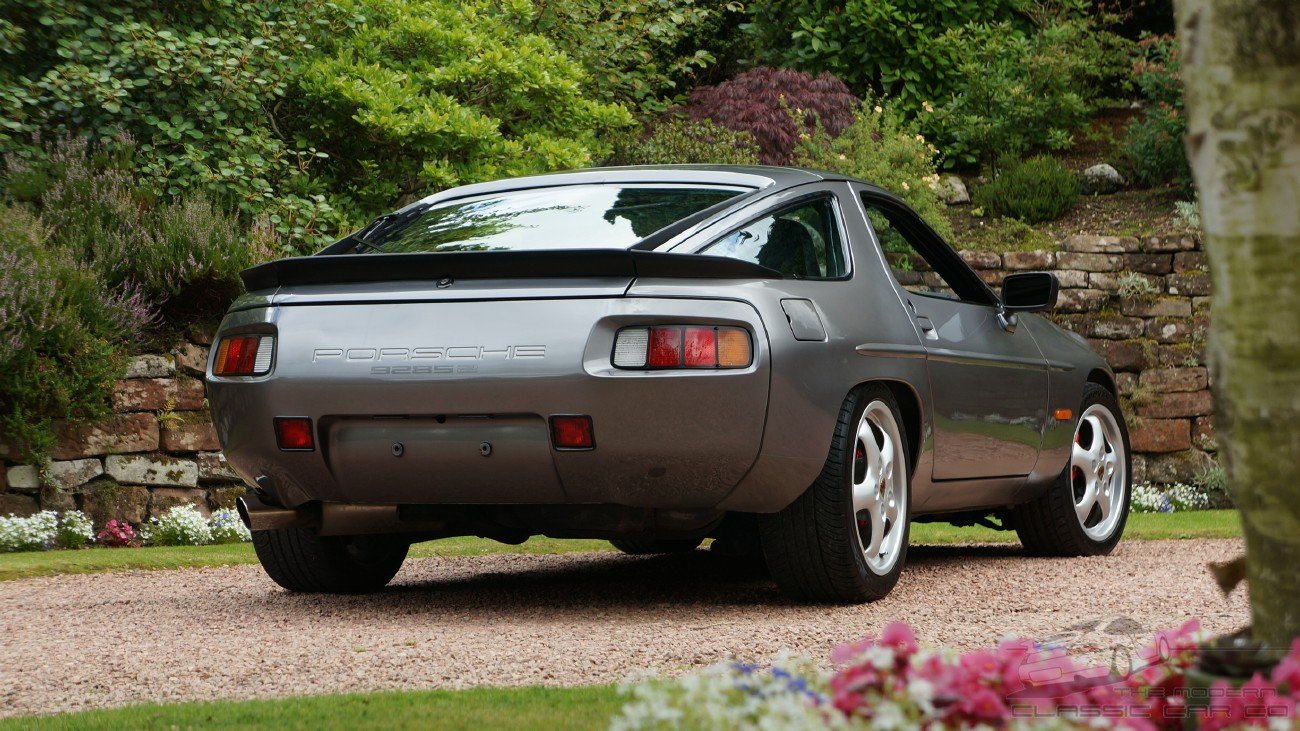 METEOR GREY 1986 Porsche 928 S2 / S2.5 109000miles For Sale (picture 3 of 6)
