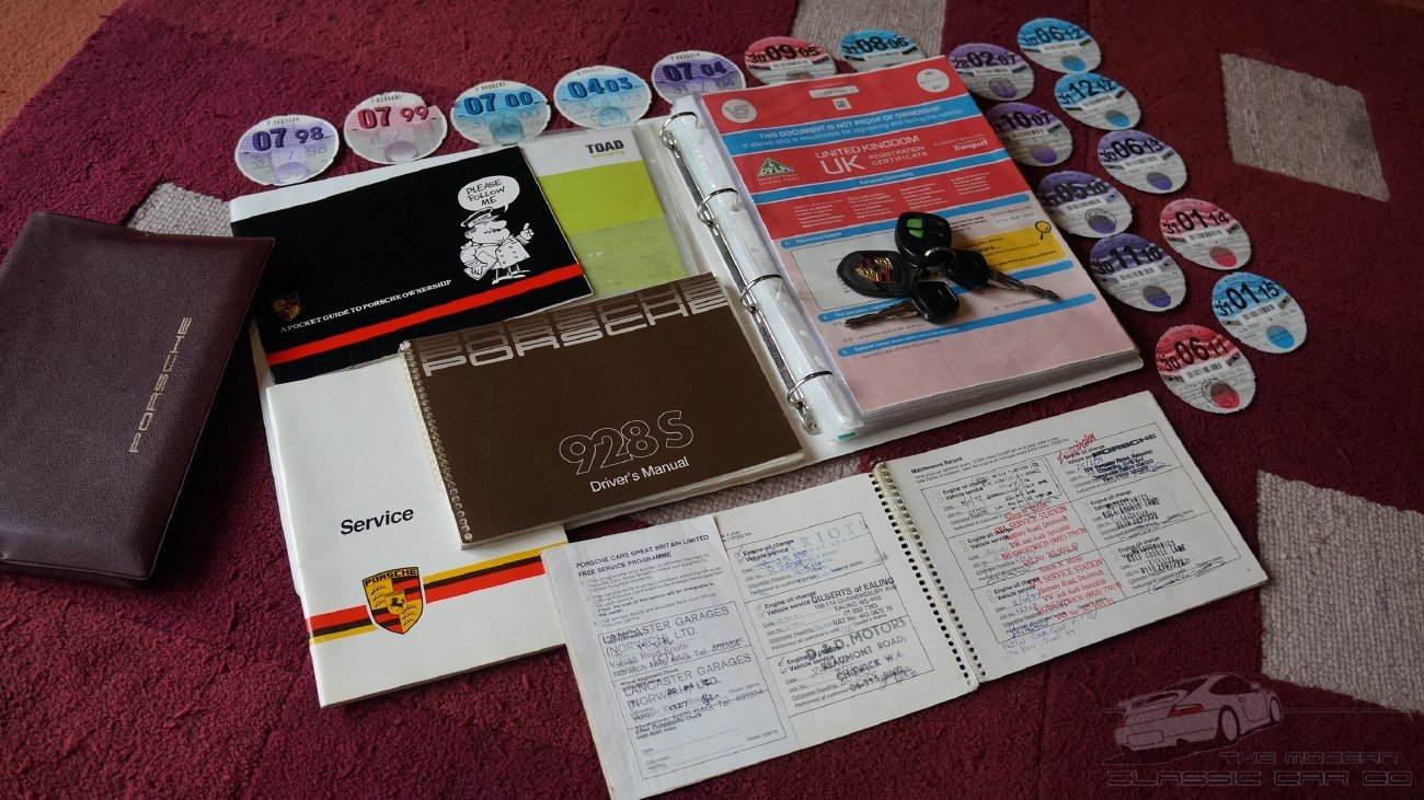 METEOR GREY 1986 Porsche 928 S2 / S2.5 109000miles SOLD (picture 6 of 6)