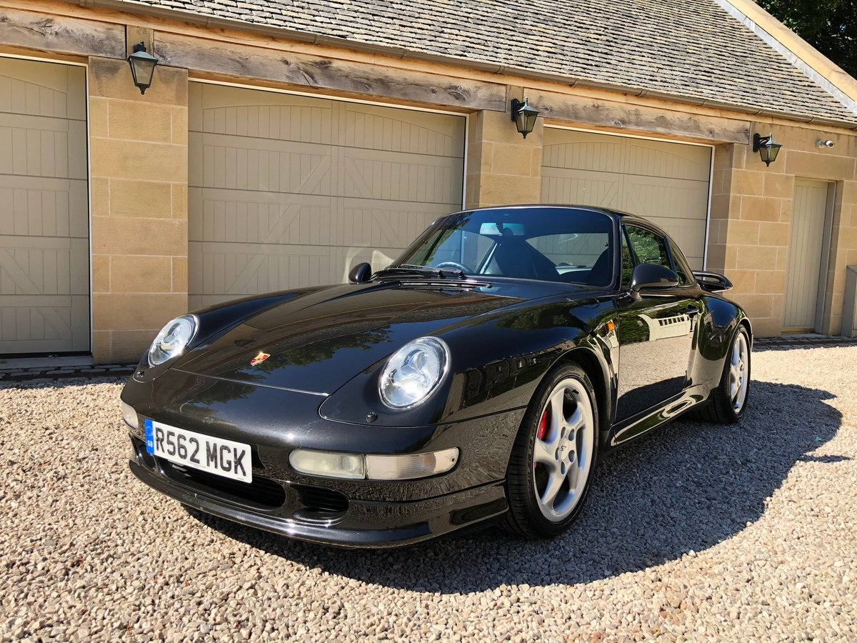 1997 Porsche 993 C4S Coupe  Comprehensive Service Hist SOLD (picture 1 of 6)