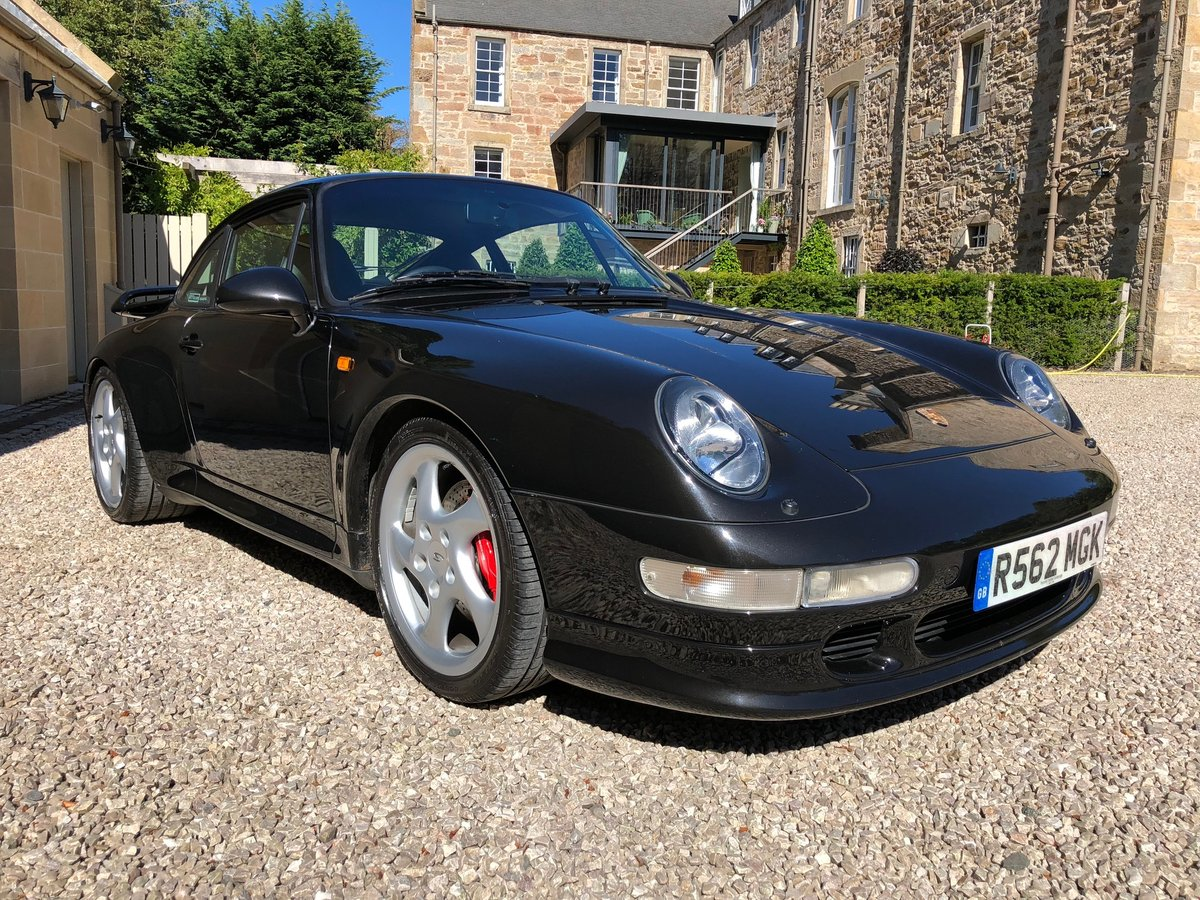 1997 Porsche 993 C4S Coupe  Comprehensive Service Hist SOLD (picture 2 of 6)