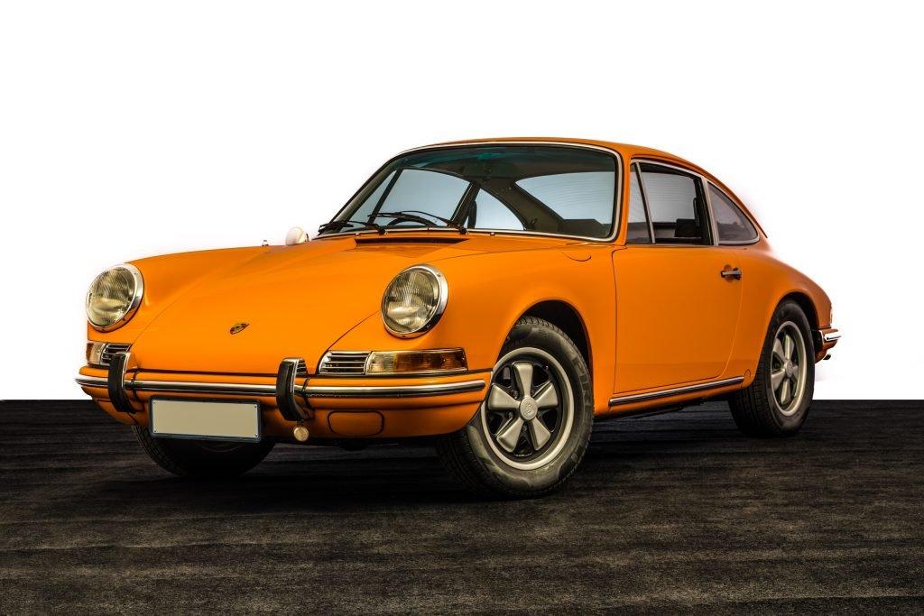 1971 Porsche 911T For Sale (picture 1 of 6)