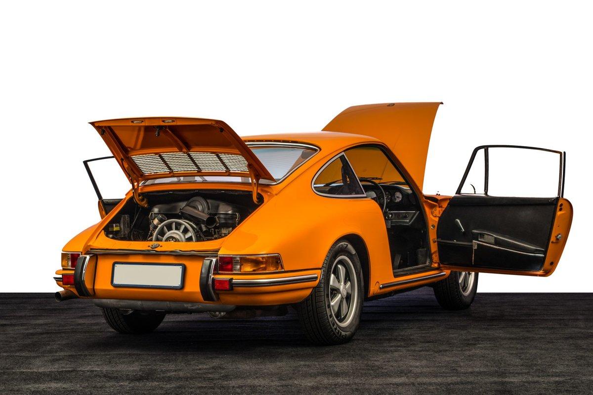 1971 Porsche 911T For Sale (picture 4 of 6)