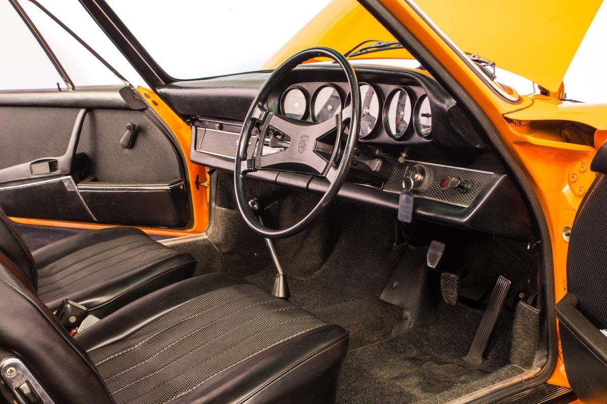 1971 Porsche 911T For Sale (picture 5 of 6)