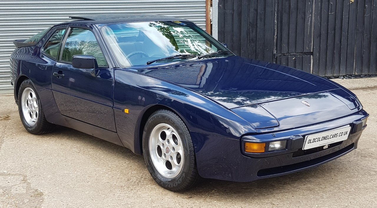 1986 Superb 944 2.5 Oval dash with only 90,000 and Full History For Sale (picture 1 of 6)