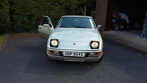 1988 Porsche 924S 2.5l Manual