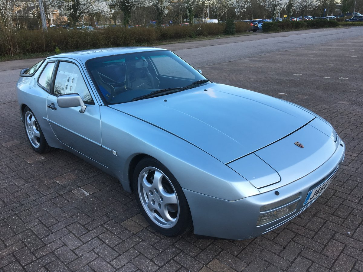 1991 Porsche 944 S2 Coupe Manual For Sale | Car And Classic