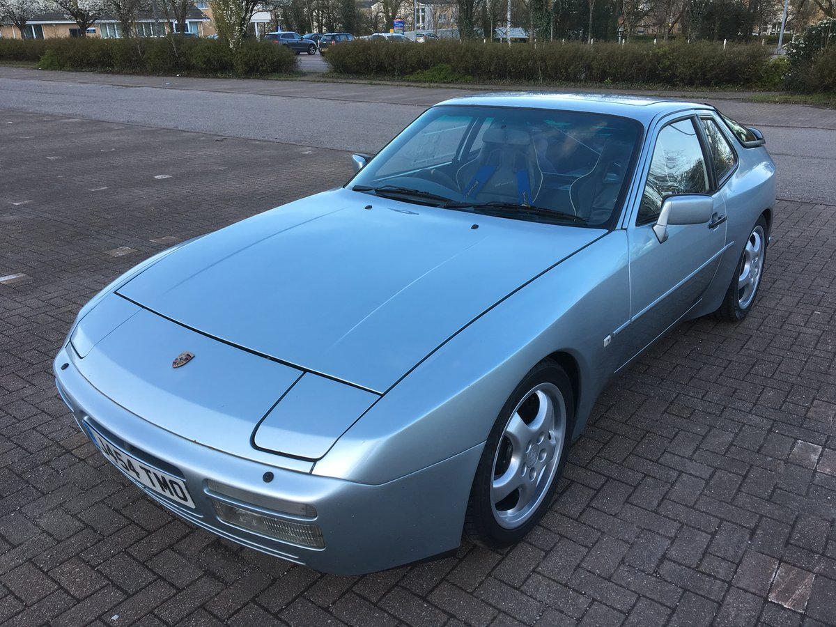 1991 Porsche 944 S2 Coupe Manual For Sale (picture 2 of 6)