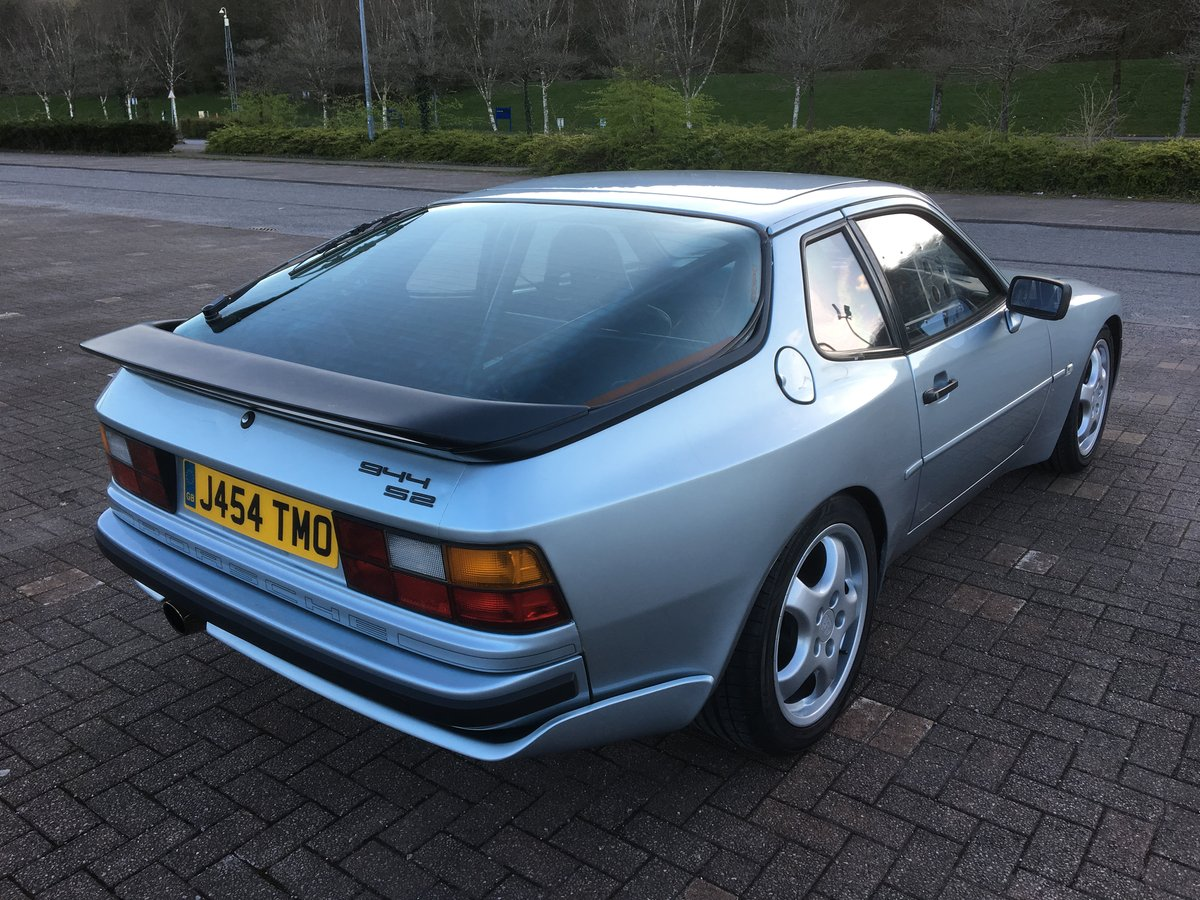 1991 Porsche 944 S2 Coupe Manual For Sale (picture 4 of 6)