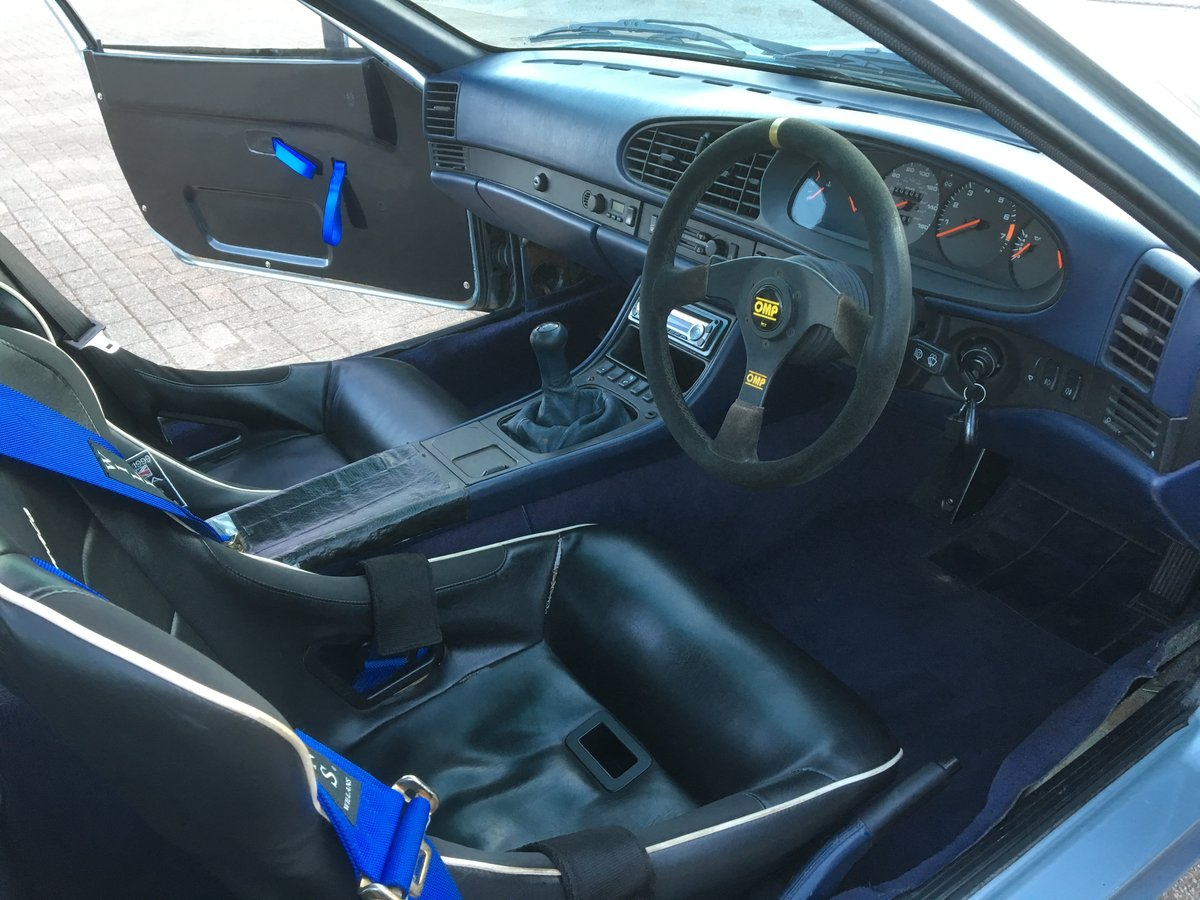 1991 Porsche 944 S2 Coupe Manual For Sale (picture 5 of 6)