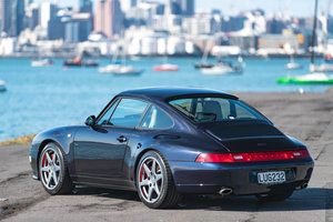 1994 Stunning UK NEW 911 993 Carrera 2 Manual Coupe For Sale