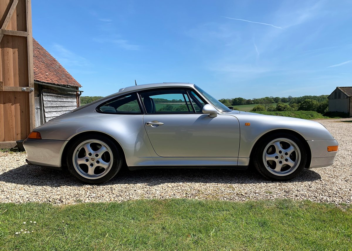 1996 LHD 911 Carrera S Coupe Wide Body For Sale (picture 2 of 6)