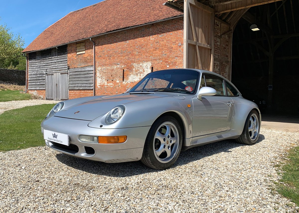 1996 LHD 911 Carrera S Coupe Wide Body For Sale (picture 3 of 6)