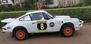 1979 Porsche 911 SC Tuthill Rally Car For Sale