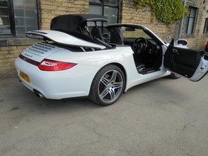 2009 Porsche Carrera Convertible For Sale