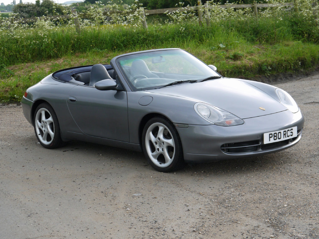 2001 Porsche 911 (996) Carrera 2 Cabriolet For Sale (picture 2 of 5)