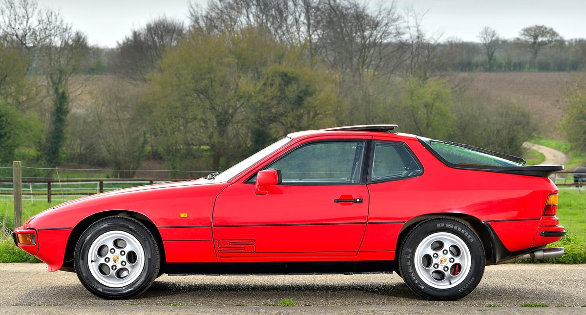 1988 Porsche 924 S SOLD (picture 3 of 6)