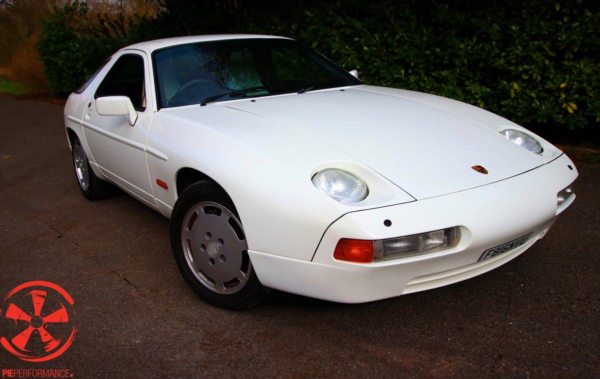 1988 Porsche 928 S4 For Sale (picture 1 of 1)