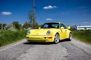 1993 Porsche 964 Carrera RS 3.8L For Sale by Auction