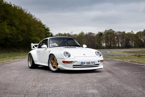 1997 Porsche 993 GT For Sale by Auction