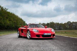 2006 Porsche Carrera GT For Sale by Auction