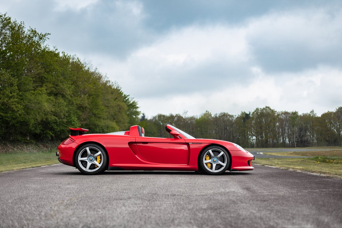 2006 Porsche Carrera GT For Sale by Auction (picture 3 of 5)