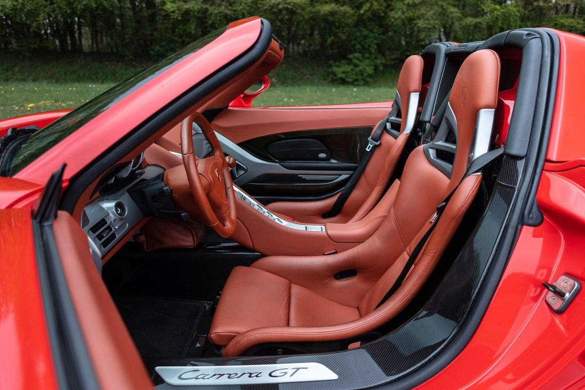 2006 Porsche Carrera GT For Sale by Auction (picture 4 of 5)