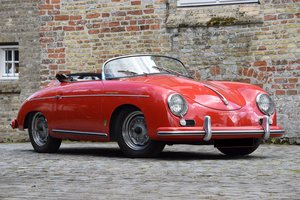 1955 Porsche 356 Pre-A 1500 Speedster For Sale by Auction