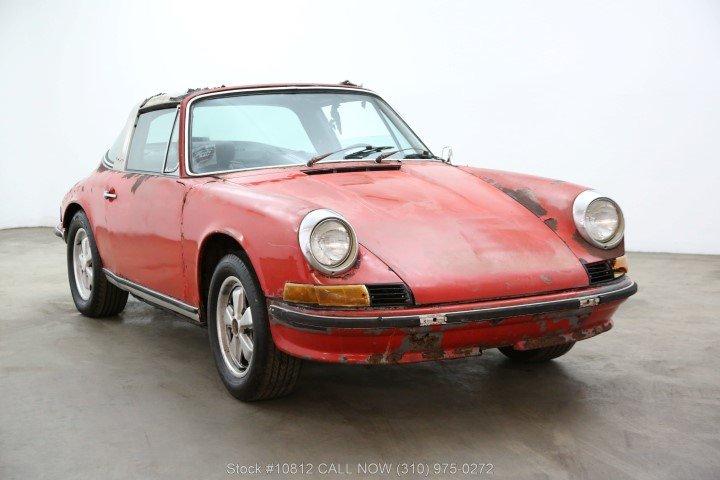 1973.5 Porsche 911T Targa For Sale (picture 1 of 6)
