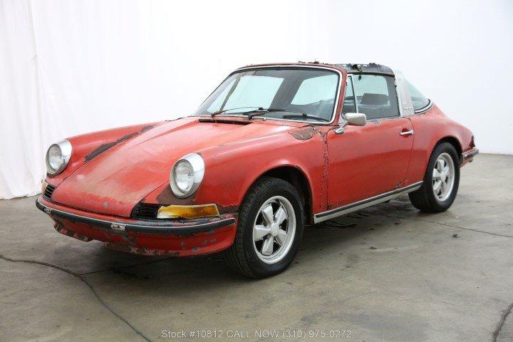 1973.5 Porsche 911T Targa For Sale (picture 3 of 6)