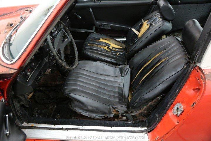1973.5 Porsche 911T Targa For Sale (picture 4 of 6)