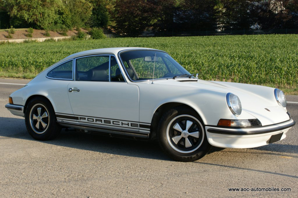 1973 Porsche 911 S 2,4 in stratospheric condition For Sale (picture 2 of 6)