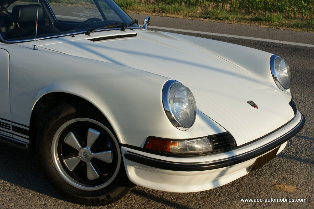 1973 Porsche 911 S 2,4 in stratospheric condition For Sale (picture 4 of 6)