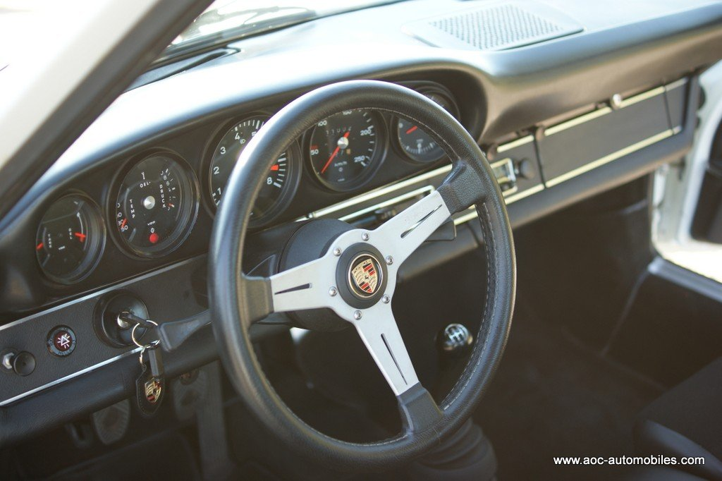 1973 Porsche 911 S 2,4 in stratospheric condition For Sale (picture 5 of 6)
