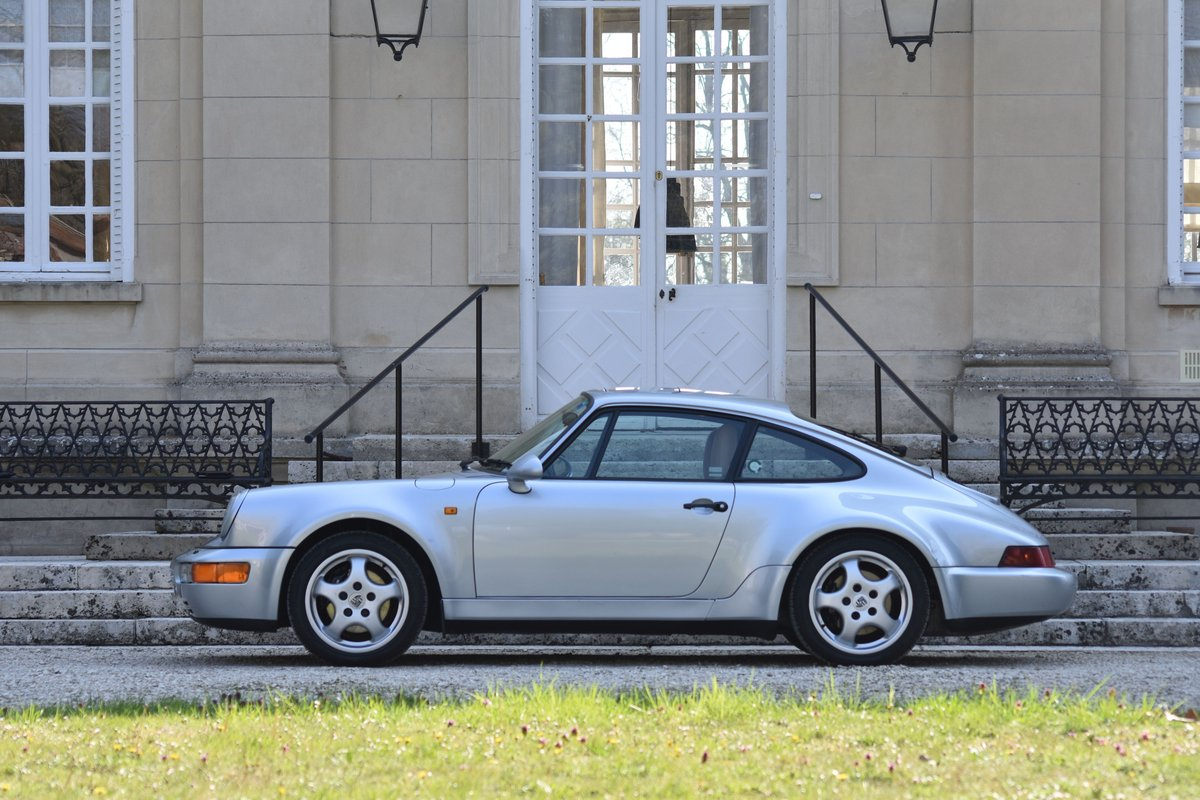 1993  Porsche 964 Carrera 4 Turbo Look For Sale by Auction (picture 2 of 6)