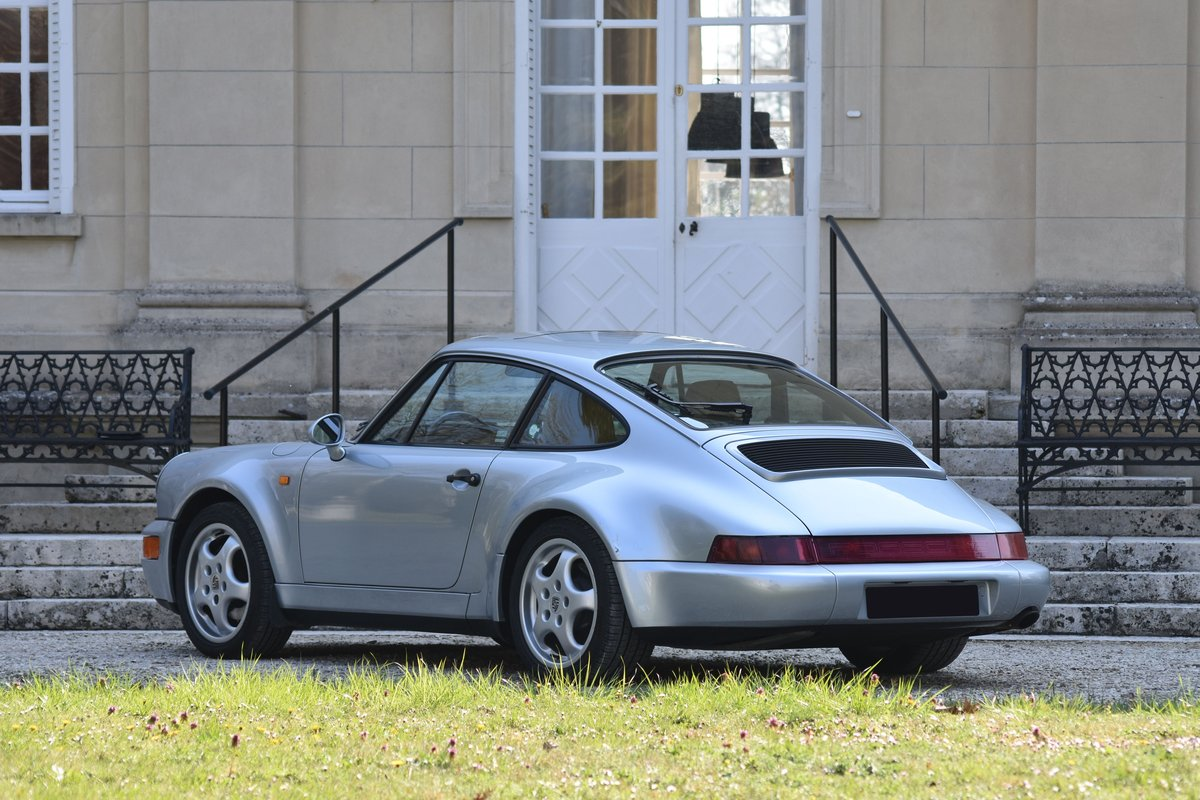 1993  Porsche 964 Carrera 4 Turbo Look For Sale by Auction (picture 3 of 6)