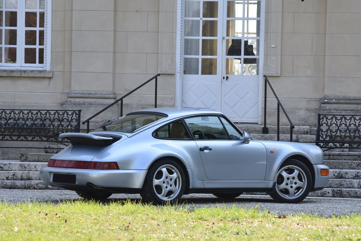 1993  Porsche 964 Carrera 4 Turbo Look For Sale by Auction (picture 4 of 6)