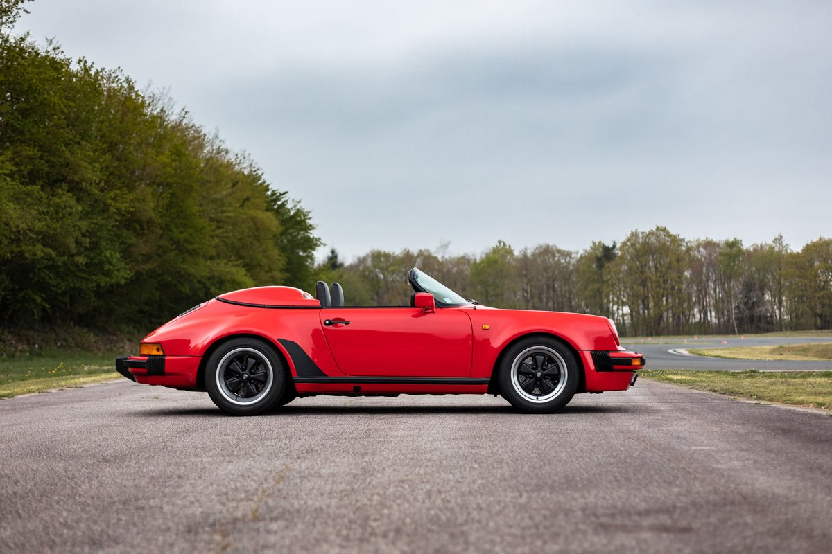 1989 Porsche 911 3.2L Speedster For Sale by Auction (picture 3 of 6)