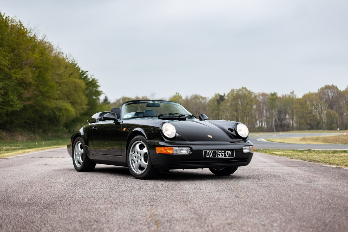 1993 Porsche 964 Carrera 2 Speedster   For Sale by Auction (picture 1 of 6)