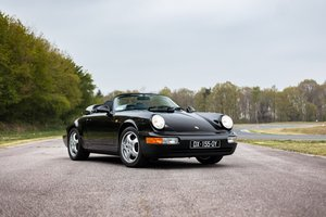 1993 Porsche 964 Carrera 2 Speedster   For Sale by Auction