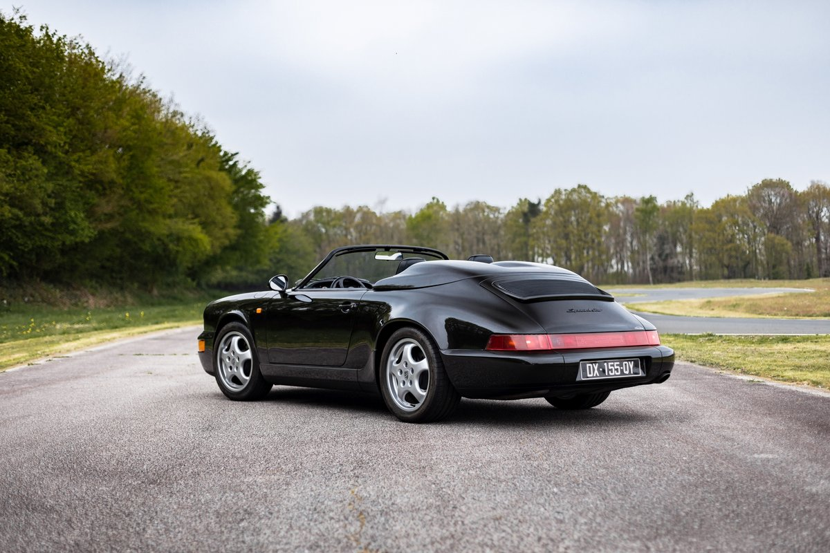 1993 Porsche 964 Carrera 2 Speedster   For Sale by Auction (picture 2 of 6)
