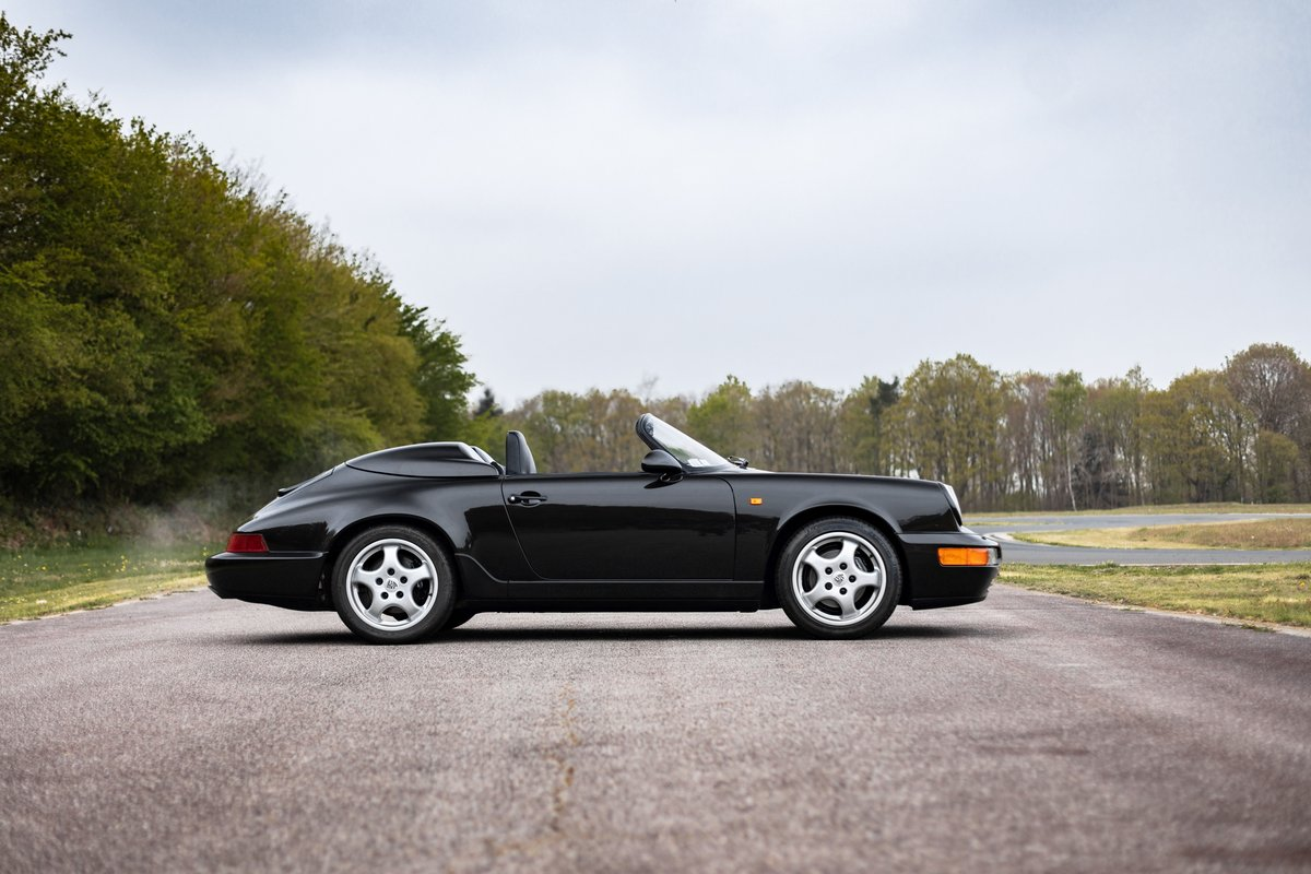 1993 Porsche 964 Carrera 2 Speedster   For Sale by Auction (picture 3 of 6)