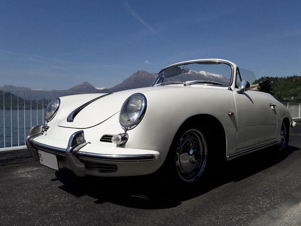 1963 Porsche 356 B T6 Cabriolet 1.6 S (body C) UNIQUE! For Sale (picture 1 of 6)