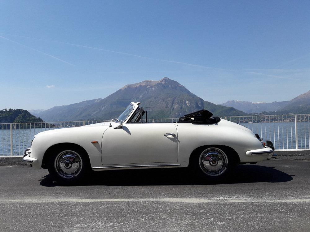 1963 Porsche 356 B T6 Cabriolet 1.6 S (body C) UNIQUE! For Sale (picture 2 of 6)