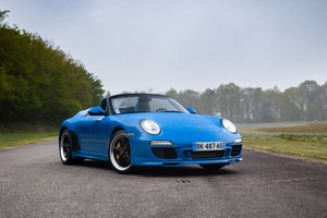 2011 Porsche 997 Speedster #82