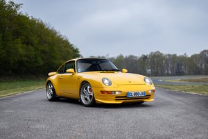 1996 Porsche 993 Carrera RS  For Sale by Auction