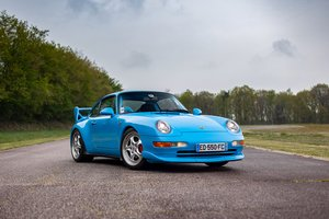 1993 1996 Porsche 993 Carrera RS Club Sport   For Sale by Auction