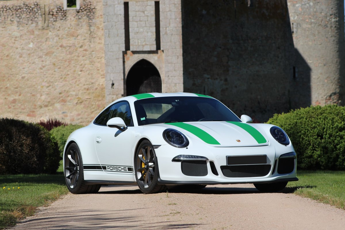 2016 Porsche 911 R No 359/991 For Sale by Auction (picture 1 of 6)
