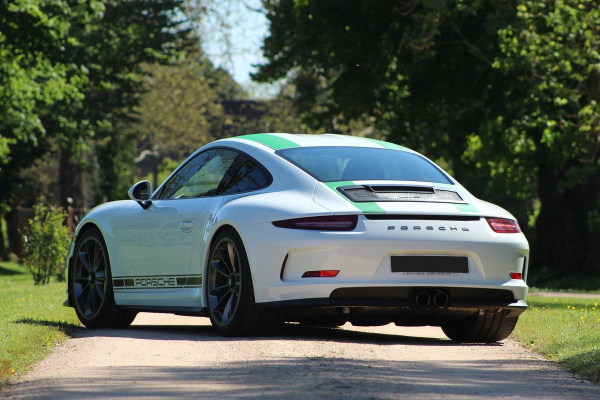 2016 Porsche 911 R No 359/991 For Sale by Auction (picture 2 of 6)