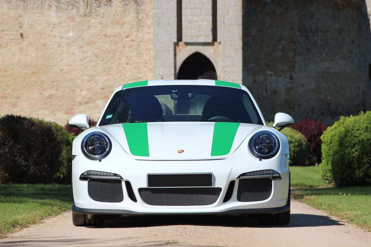 2016 Porsche 911 R No 359/991 For Sale by Auction (picture 3 of 6)